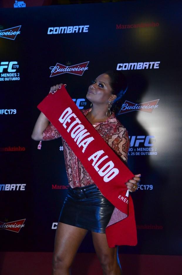 Adriana Bombom (Foto: Henrique Oliveira/AGNews)