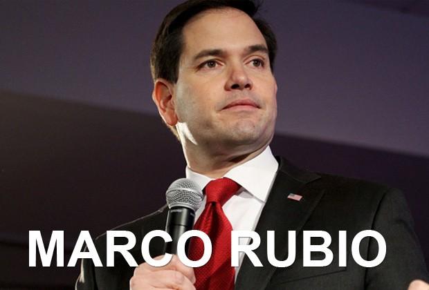 Cartela Marco Rubio (Foto: Mary Schwalm/Reuters)