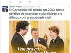 Ministro diz que Wagner Moura enriquecerá 'Conselhão' de Dilma