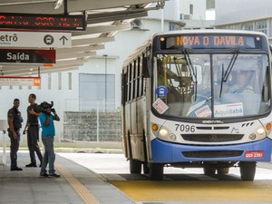 Até final de novembro, outras 59 linhas farão integração com metrô (Foto: Daniele Rodrigues/Sedur)