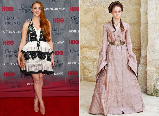 Game of Thrones - Sophie Turner (Foto: Reuters | Divulgação)