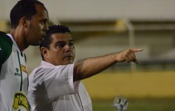 Fernando Dourado exalta empate do Lagarto contra Estanciano