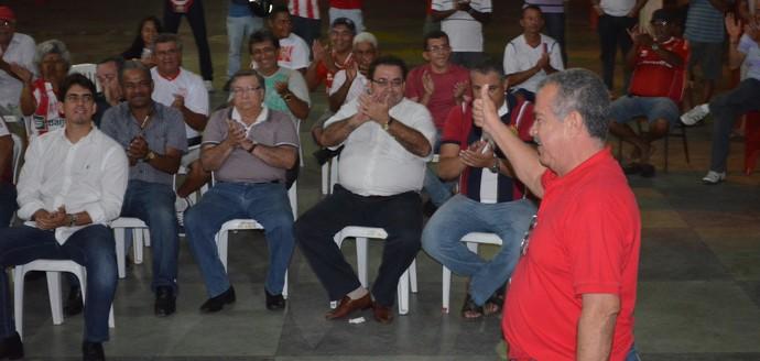 Reinaldo Moura é eleito presidente do Sergipe por aclamação (Foto: João Áquila / GLOBOESPORTE.COM)