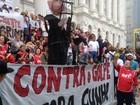 Paraná tem manifestações contra o impeachment nesta quarta-feira
