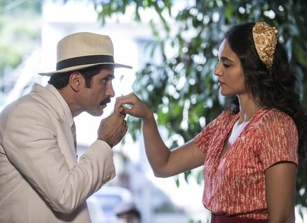 Filomena e Ernesto finalmente ficam noivos!