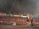 Abertura do Fest Verão Sergipe reúne grandes atrações e agrada público