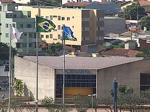 Câmara aprovou projeto do prefeito (Foto: Reprodução/TV Integração)