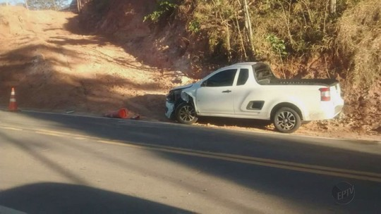 Acidente entre caminhão e 4 carros mata mulher e deixa feridos em MG