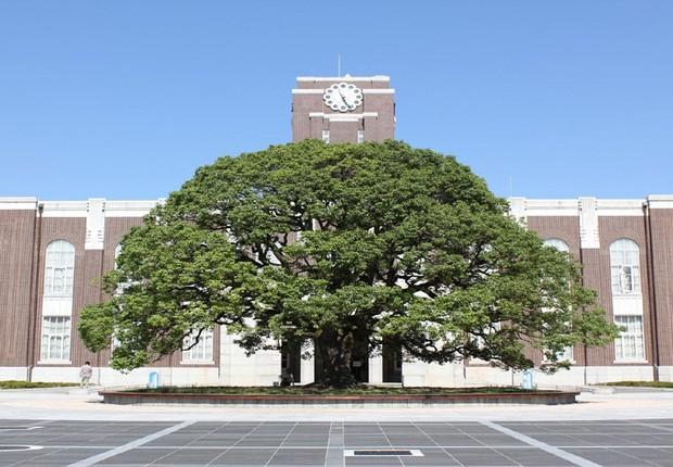 Universidade de Kyoto, no Japão (Foto: Wikimedia Commons/Wikipedia)