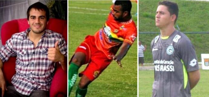 Francisco Hernández, Flavio, Roger, reforços, Noroeste (Foto: Divulgação)