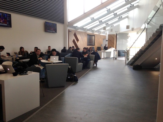 Manchester City CT City Campus (Foto: Claudia Garcia)