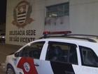 Mulher morre e homem fica ferido após serem baleados em São Vicente
