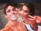 Renata Molinaro reata namoro: 'Estamos juntos e felizes'