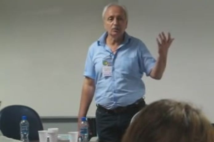 Renato Degiovani teve que criar negócios, além dos primeiros games brasileiros (Foto: Reprodução/YouTube)