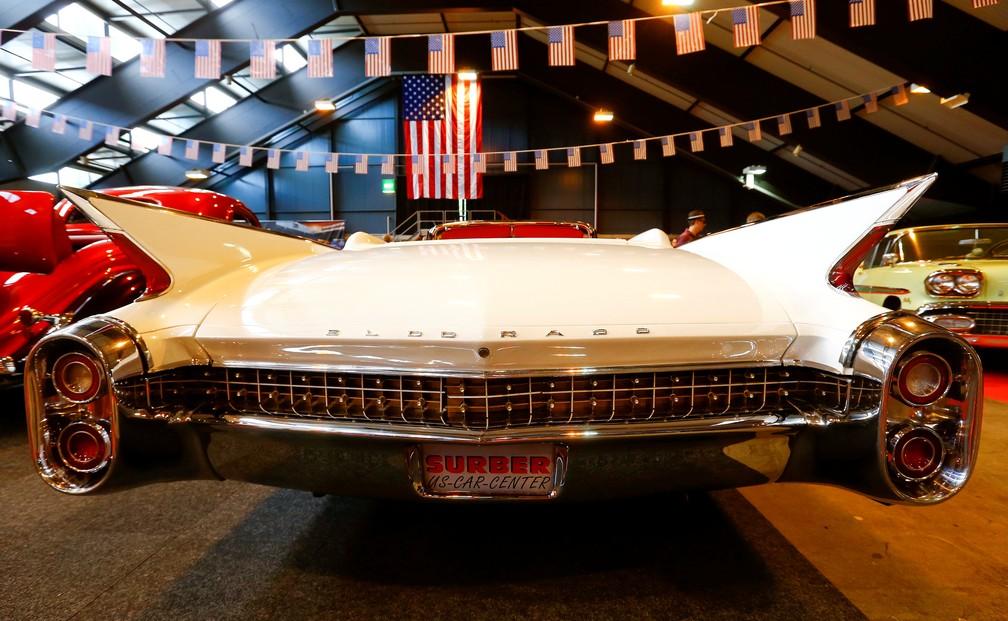 Cadillac Eldorado Biarritz Cabriolet (Foto: REUTERS/Arnd Wiegmann)
