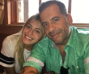 Leandro Hassum fala de estreia da filha na TV  (Reprodução)