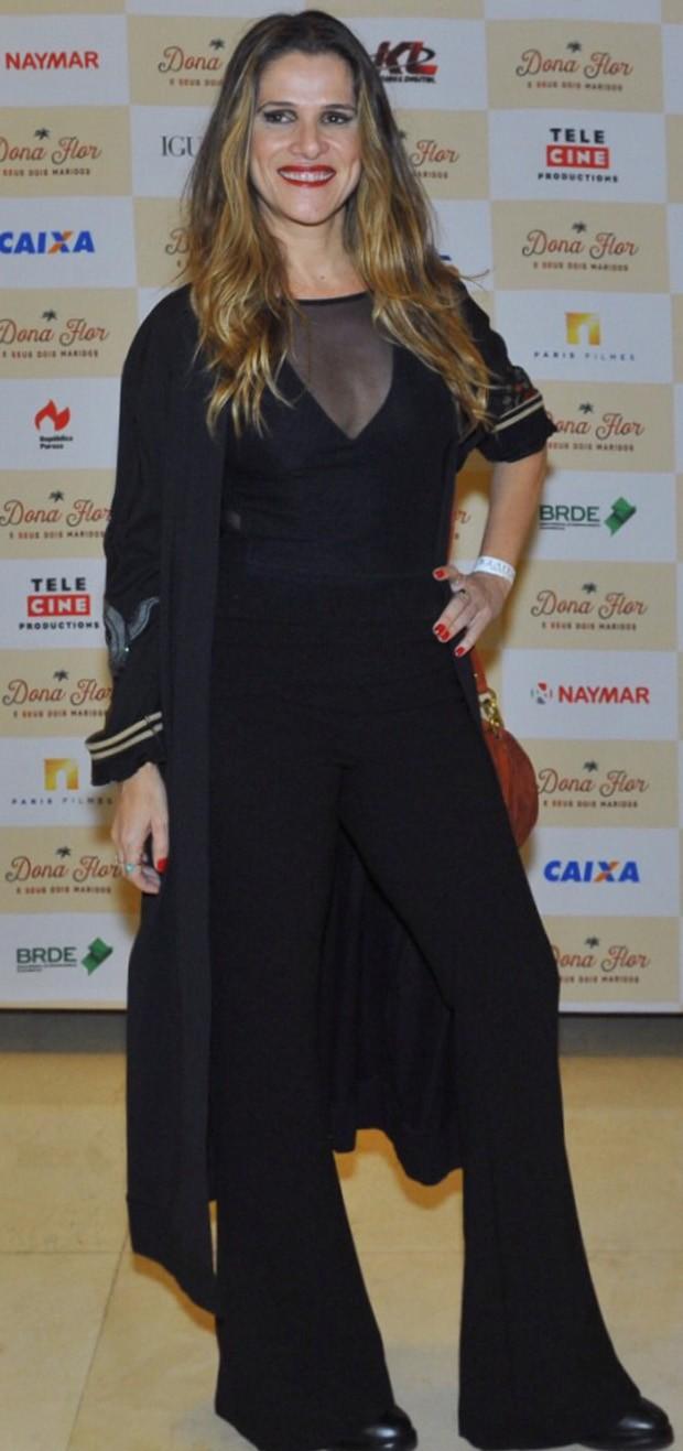 Ingrid Guimarães (Foto: Samuel Chaves/Brazil News)