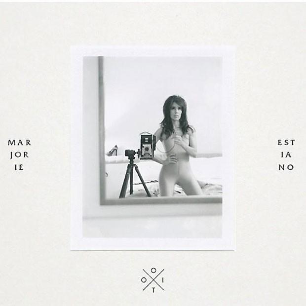 Capa do álbum 'Oito', de Marjorie Estiano (Foto: reprodução)