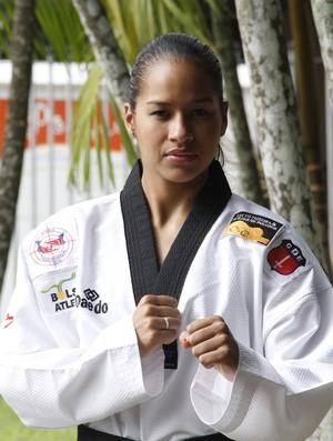 Josiane Lima - taekwond (Foto: Ary Souza/ O Liberal)
