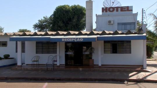Polícia identifica suspeito de roubar hotel em Sidrolândia, MS