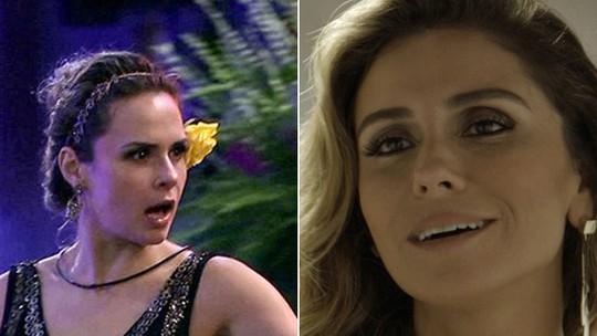 Atena x Ana Paula do 'BBB': Como seria o encontro da dupla que derruba qualquer paredão?