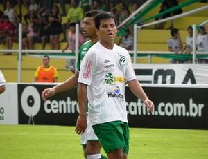 Atacante Tozin do Luverdense (Foto: Assessoria/Luverdense Esporte Clube)