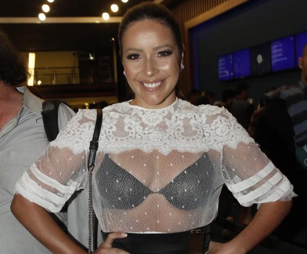 Renata Dominguez (Foto: Marcos Ferreira/Brazil News)