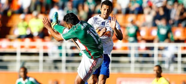 Henrique Cruzeiro e henrique Palmeiras (Foto: Mauro Horita / Globoesporte.com)
