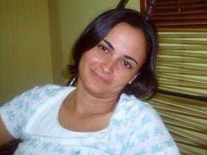 Rosirene Gualberto da Silva, 29 anos, assassinada em Goiânia, Goiás (Foto: Mariana Gomes/ Arquivo Pessoal)
