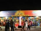 Shopping do Tururi faz aquecimento para o Carnaboi 2013, em Manaus