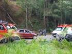 Acidente em Santa Teresa, ES, mata casal de idosos e deixa 4 feridos