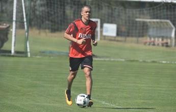 D'Alessandro faz 1º treino, mas fica fora da estreia do River no Argentino