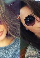 Rayanne Morais muda o visual e escurece os cabelos