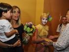 Filha de Marcos Paulo e Flávia Alessandra estreia no teatro