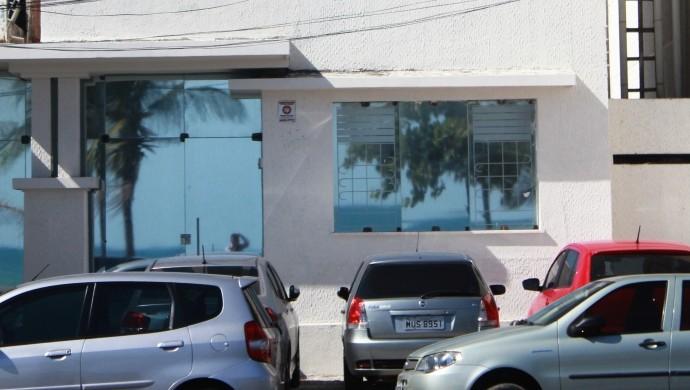 Nova sede da Federação Alagoana de Futebol (Foto: Divulgação/Assessoria FAF)