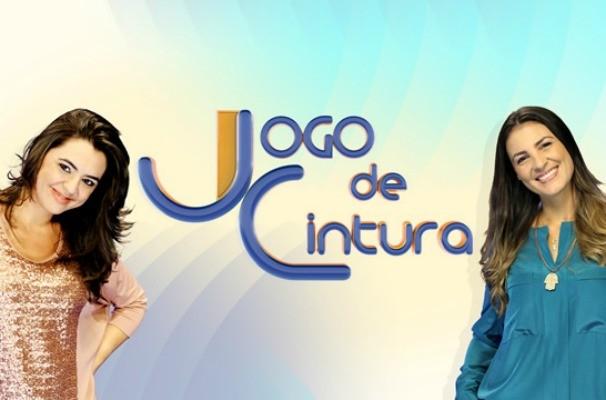 Dani Borba e Luciana Martins no Jogo de Cintura (Foto: Arte / TV TEM)