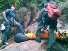 Bombeiro orienta sobre ecoturismo após acidente em cachoeira