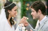 MariBen abre álbum de casamento. Confira todos os cliques! (Isabella Pinheiro/Gshow)