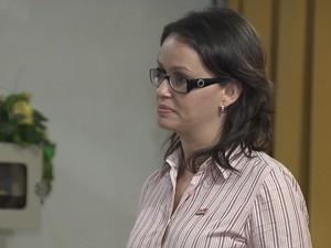 Candidata a Governadora PSTU (Foto: Reprodução/TV Bahia)