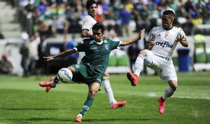 Palmeiras x Goiás - Gabriel (Foto: Marcos Ribolli)