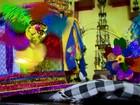 Real Grandeza leva o circo para fechar desfiles de carnaval em Juiz de Fora