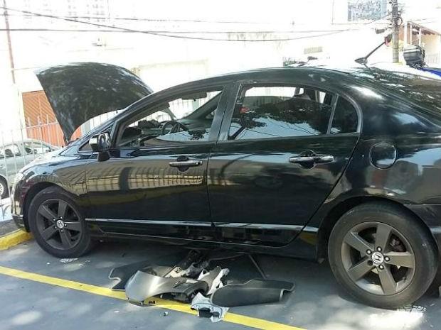 Trio suspeito de praticar furtos de veículos é detido em Jundiaí (Foto: Divulgação / GM)