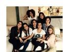 Anitta posa com amigas famosas: 'Clube das Luluzinhas internautas'