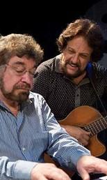 Tunai e Wagner Tiso (Foto: Luiz Pederneiras/Divulgação)