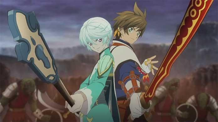 Sorey e Mikleo em Tales of Zestiria (Foto: Divulgação/Bandai Namco)