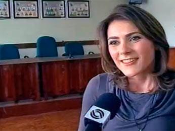 Vereadora de 17 anos foi eleita no Rio Grande do Sul (Foto: Reprodução/RBS TV)