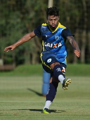 Marcinho Londrina (Foto: Gustavo Oliveira/ Londrina Esporte Clube)