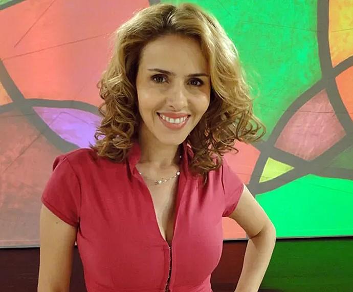 Leona Cavalli será Gilda, mãe de Eliza (Foto: Gshow)