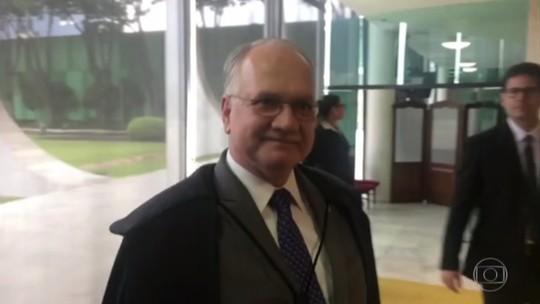 """""""Estou tranquilo"""", diz ministro Fachin sobre relatoria da Lava Jato no STF"""