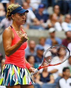 Angelique Kerber US Open 2016 final (Foto: AFP)